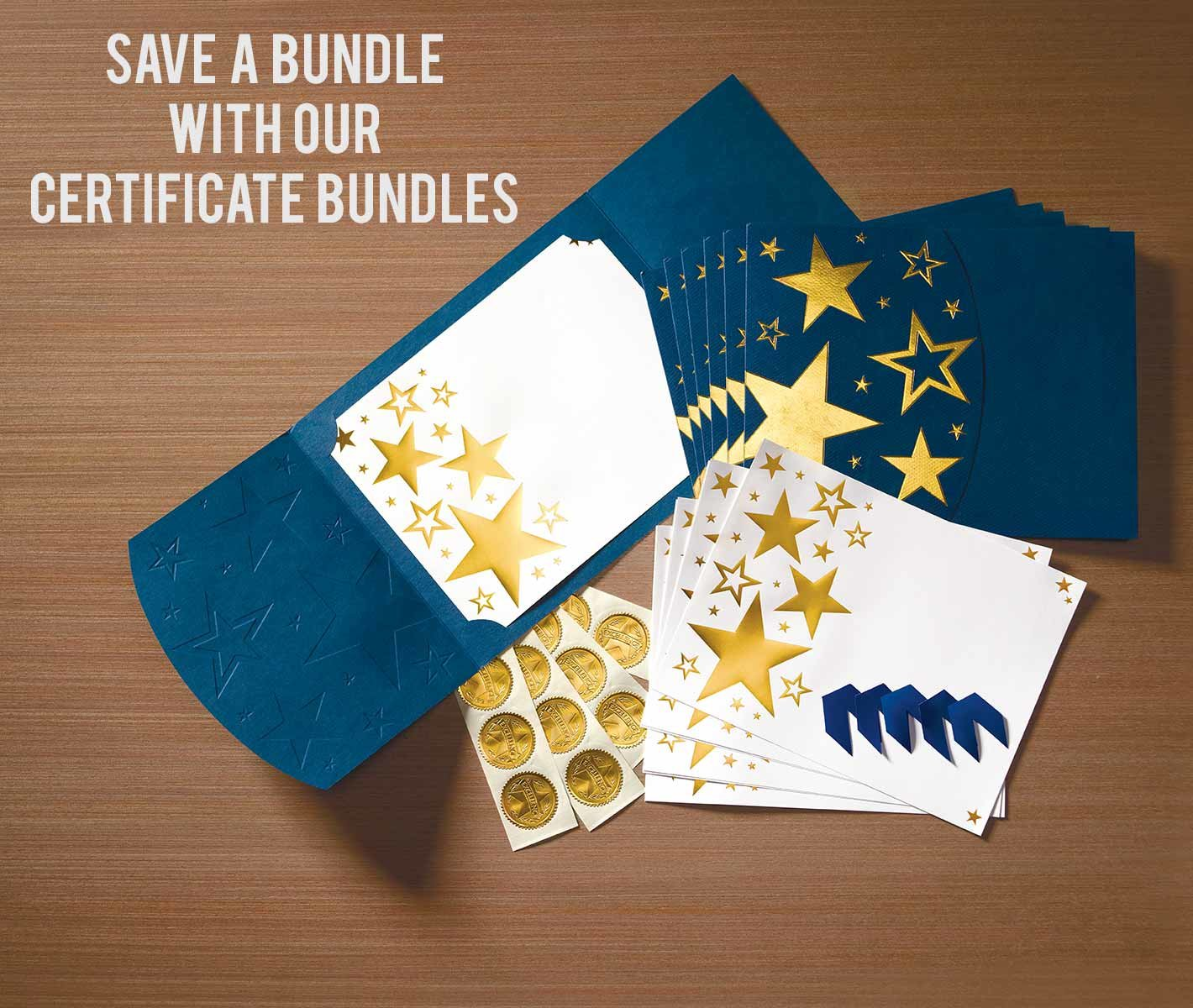 Save with our Certificate Bundles