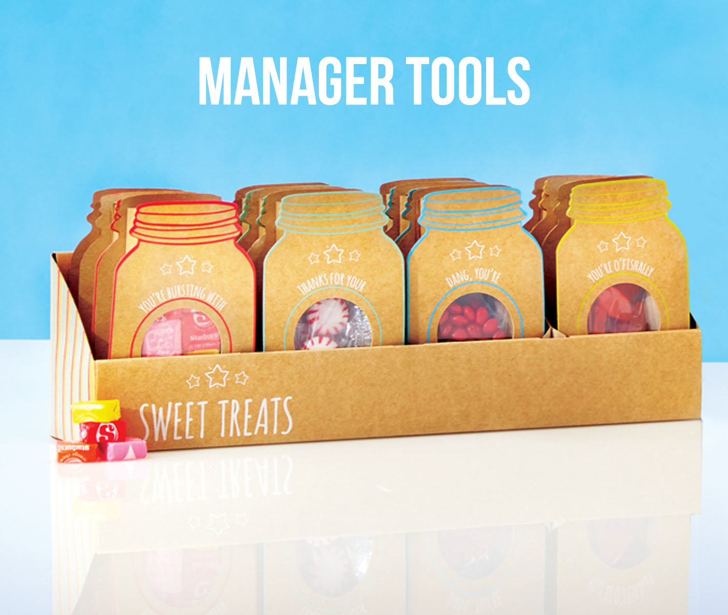 Shop Manager tools.