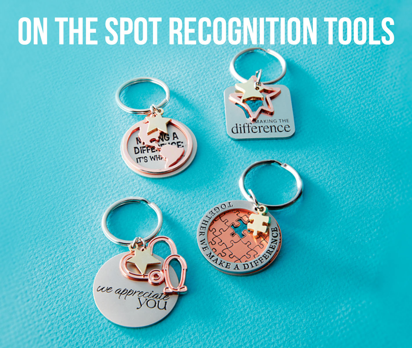 Shop On The Spot Recognition Tools