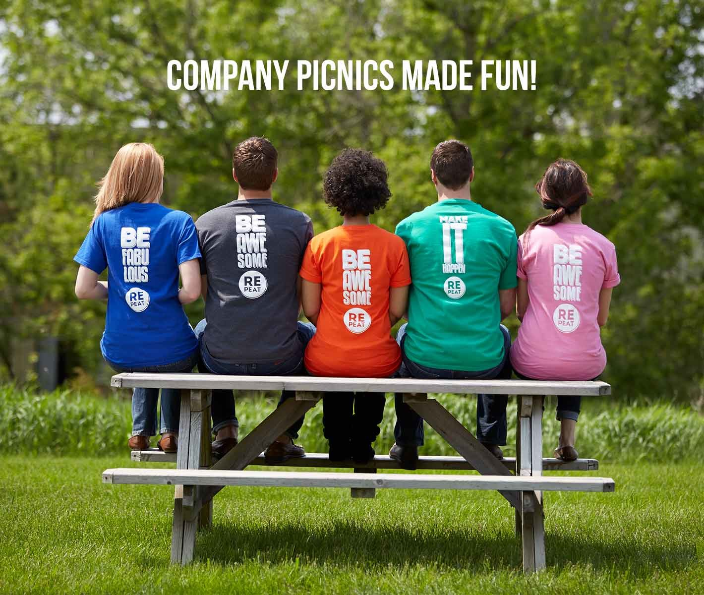 Make Company Picnics Fun!
