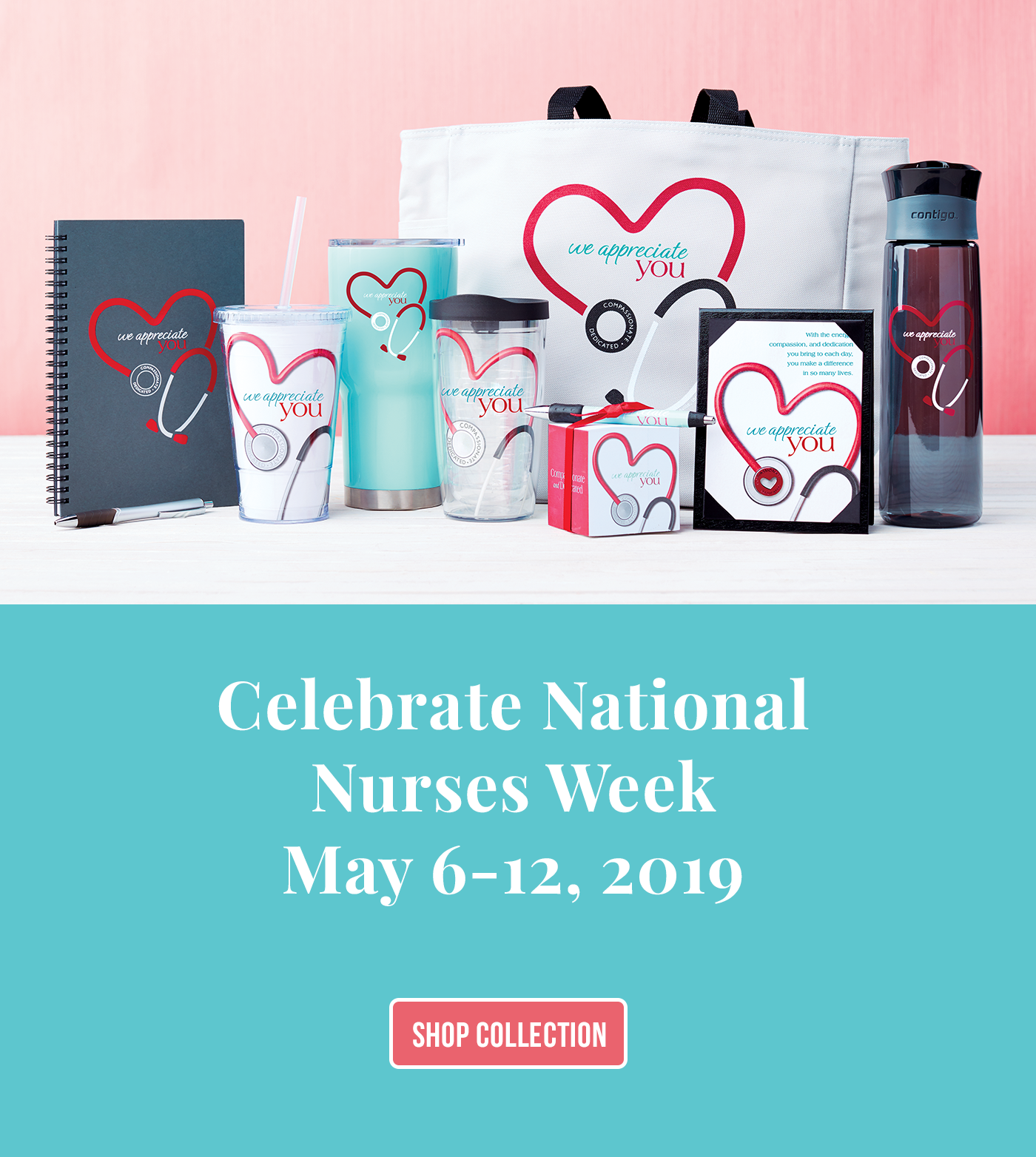 Shop National Nurses Week.