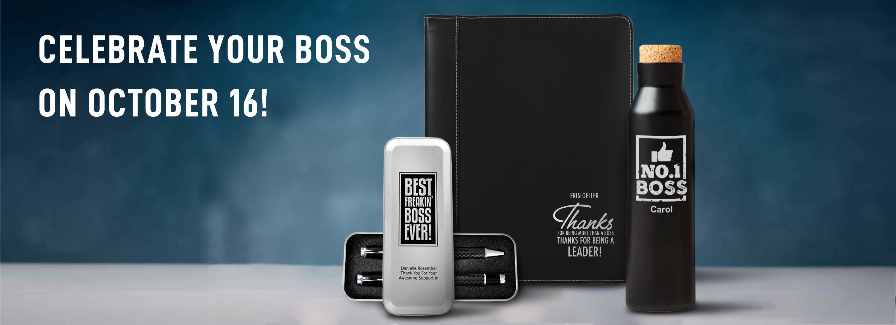 National Bosses Day Gifts From Baudville