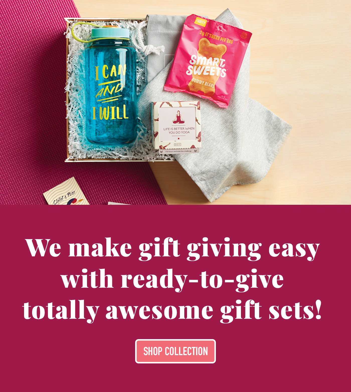Shop our ready made gifts.