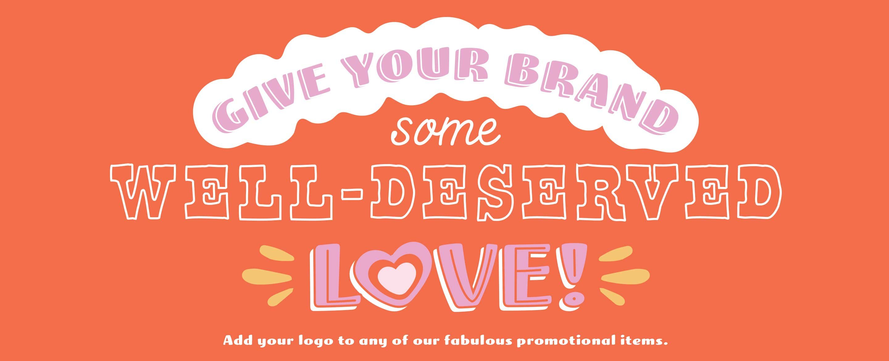 Baudville promotional items shop all page header
