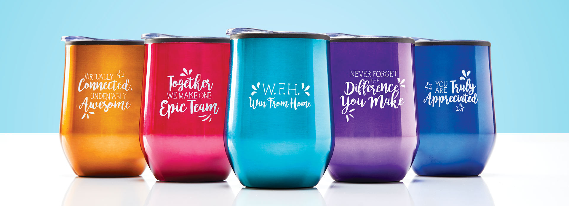 Drinkware for corporate gifts
