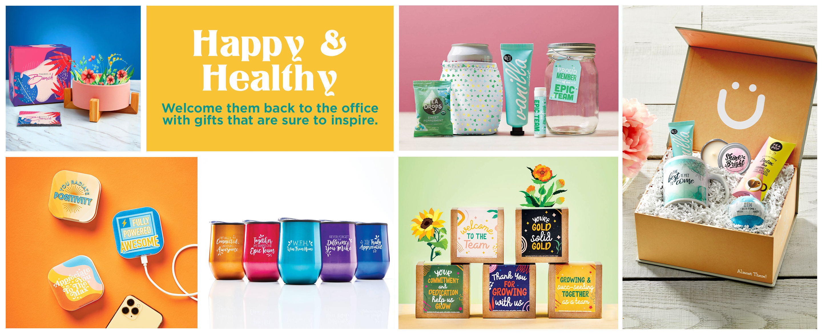 Baudville everyday gifts category web header